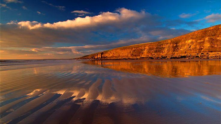 Pembrokeshire, sunrise