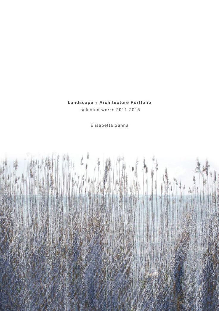 Landscape + Architecture Portfolio