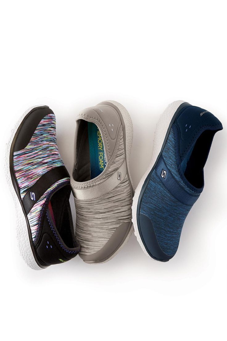 slip on sneakers by skechers 174 you ll feel like you re