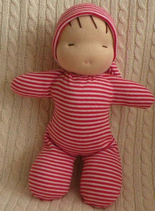 Handmade Waldorf Inspired Dolls
