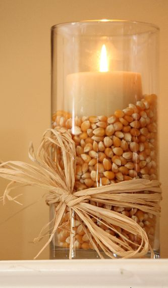Simple & Creative DIY Thanksgiving Decorations                                                                                                                                                                                 More