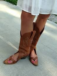 e9c5d3993d00 Cowboy Boot Sandals Are Here Just In Time For Summer