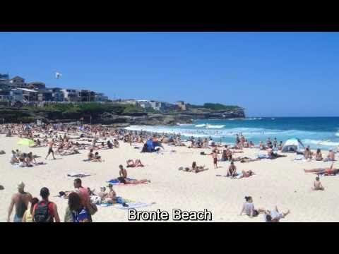 SYDNEY BEACHES - Australia [HD]