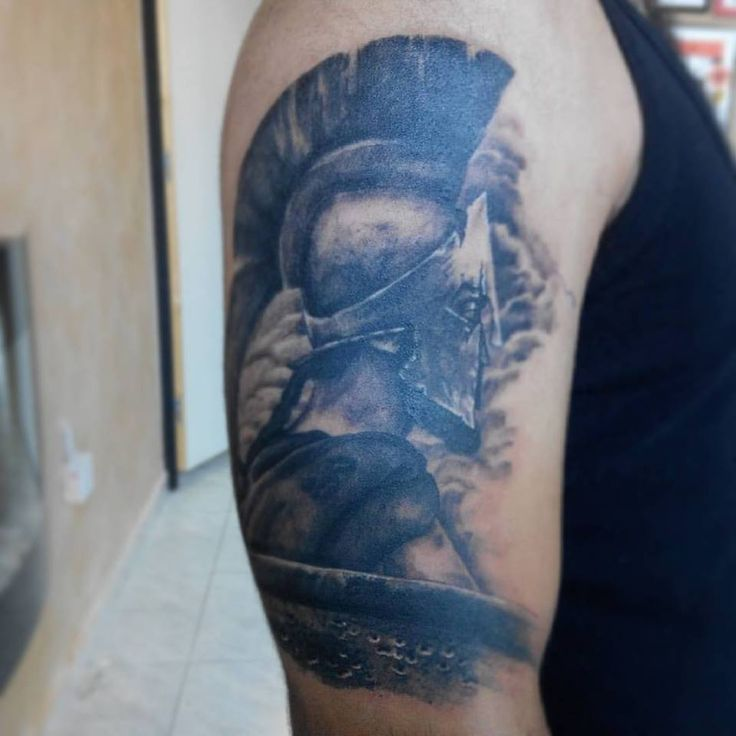 300 spartans leonidas tattoo
