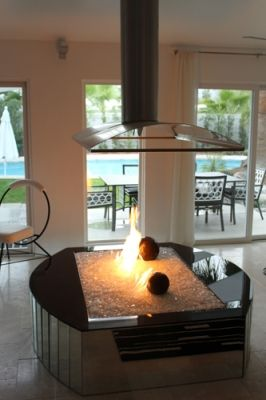 Indoor Fire Pit Table - Home Design Ideas
