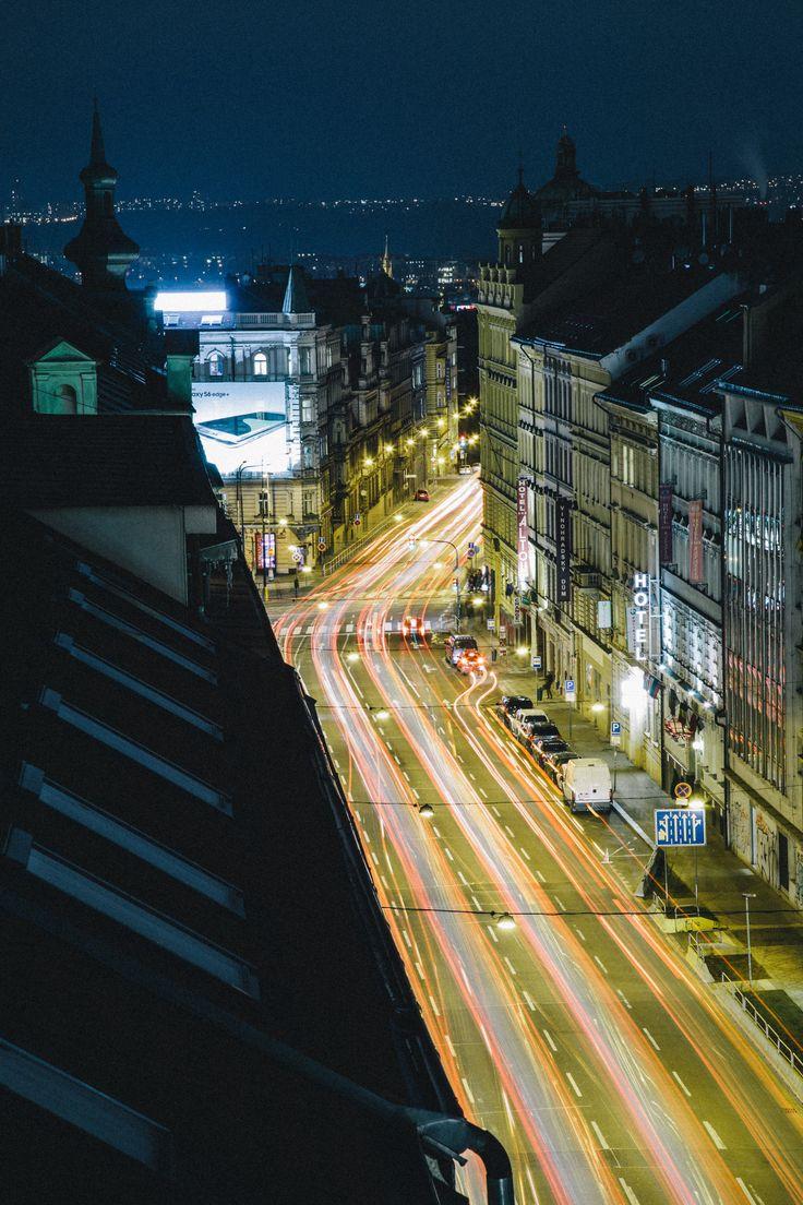 karl-shakur:   On the Roofs, Prague, Czech... - A Passport Affair