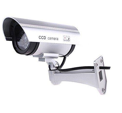 M-zone Fausse caméra de sécurité… http://www.123bonsplans.fr/produit/m-zone-fausse-camera-de-securite-interieurexterieur/