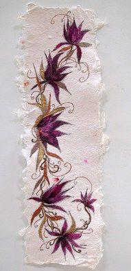 Valda Fitzpatrick Purple lilies absolutearts.com