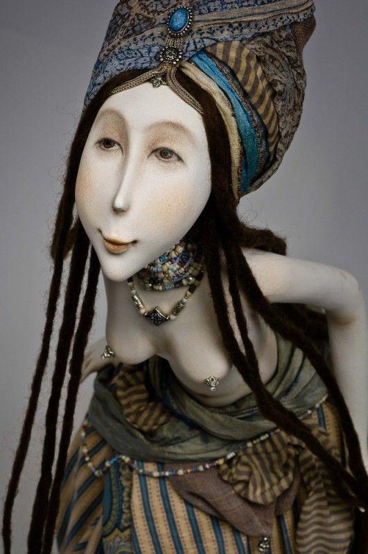 Изумительные куклы ручной работы!) - куклы