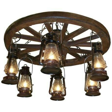 17 Best Images About Rustic Modern Chandelier On Pinterest