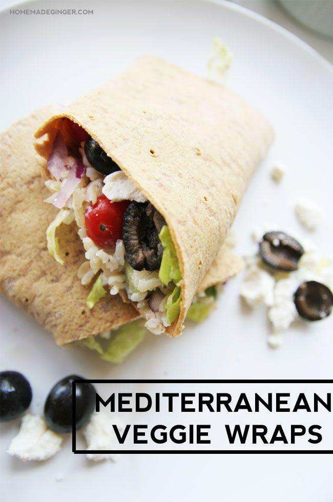 1000+ ideas about Veggie Wraps on Pinterest | Vegan ...