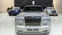 The Rolls-Royce Wraith – the most powerful Rolls ever