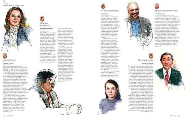 Monocle Magazine- 20 Heroes