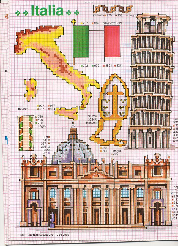 17 - Itália - Torre de Pizza