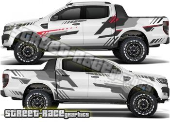 Ford F-150 rally raid graphics from www.street-race.org