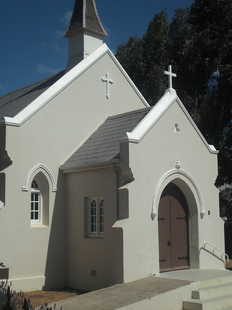 Darling Presbyterian Church, Cape West Coast, South Africa.