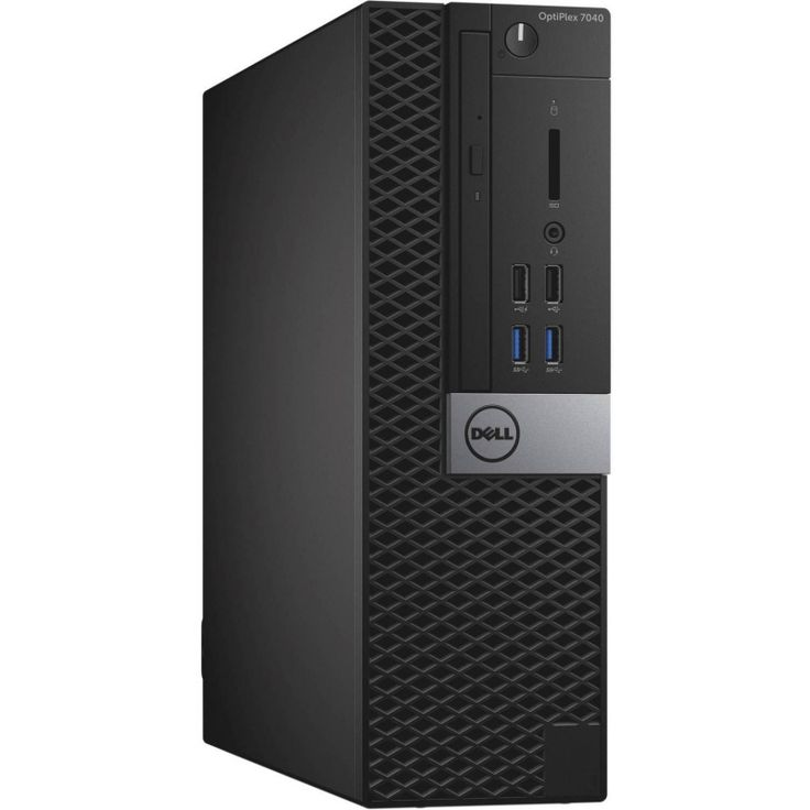 Dell OptiPlex 7040, Quad Core CPU, Intel Core i5-6500T, Intel GMA HD, 8 GB RAM, 500 GB