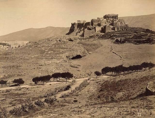 1890 ~ The Acropolis ...