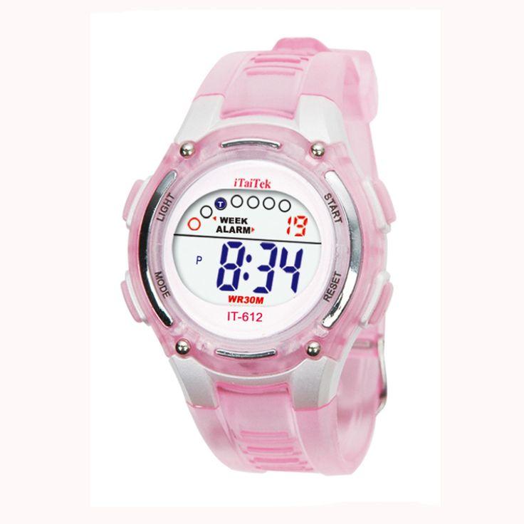 Creative 2015 Hot Sales Watches Children Boys Girls School Waterproof Wrist sport Watch Children Digital Watch,relogio,montre