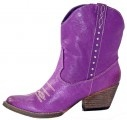 Purple Cowboy Boots!!!!! I would love a pair!!!