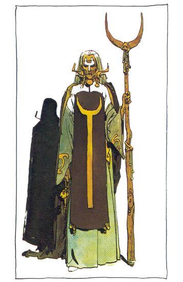 Reverend Mother Gaius Helen Mohiam.