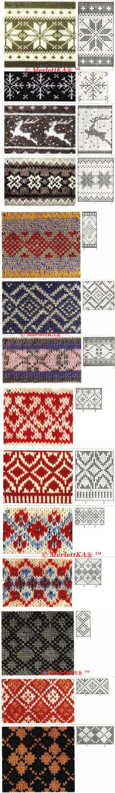 283 best Knitting & crafts images on Pinterest | Knitting patterns ...