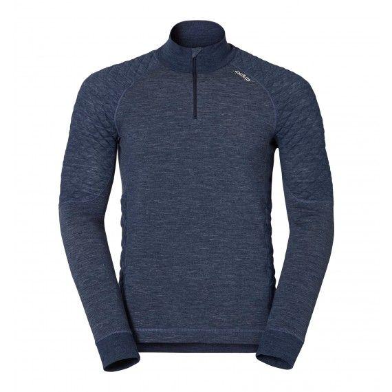 REVOLUTION X-WARM Unterhemd mit Rollkragen - Sportunterwäsche - Kleidung - Herren