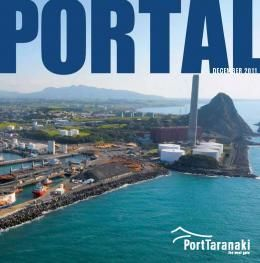 Dec 2011 Publications | Port Taranaki
