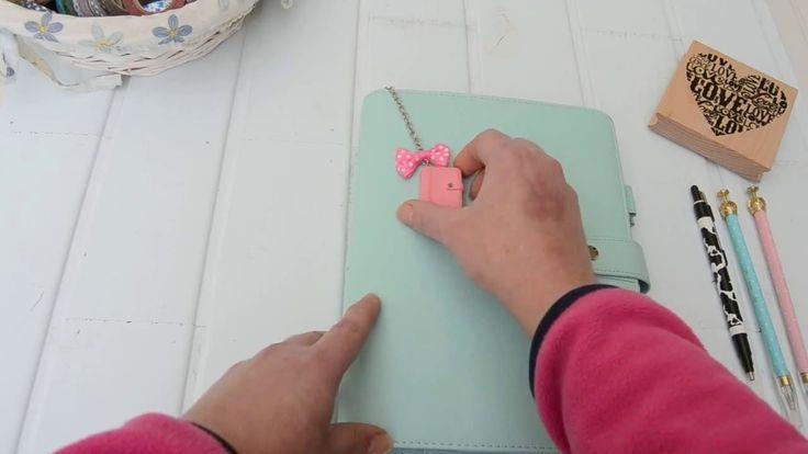 My handmade Planner Dashboards ♡