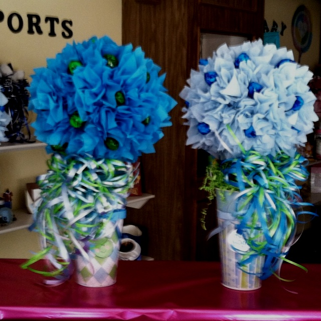 baby shower candy bouquets