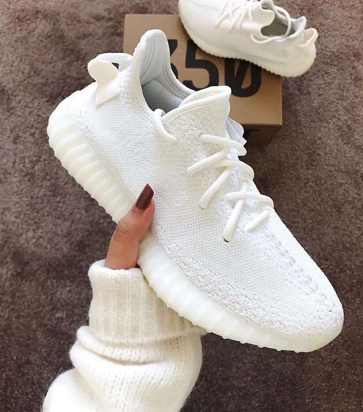 Adidas Yeezy Boost 350 V2 Cream White Nawellleee Follow