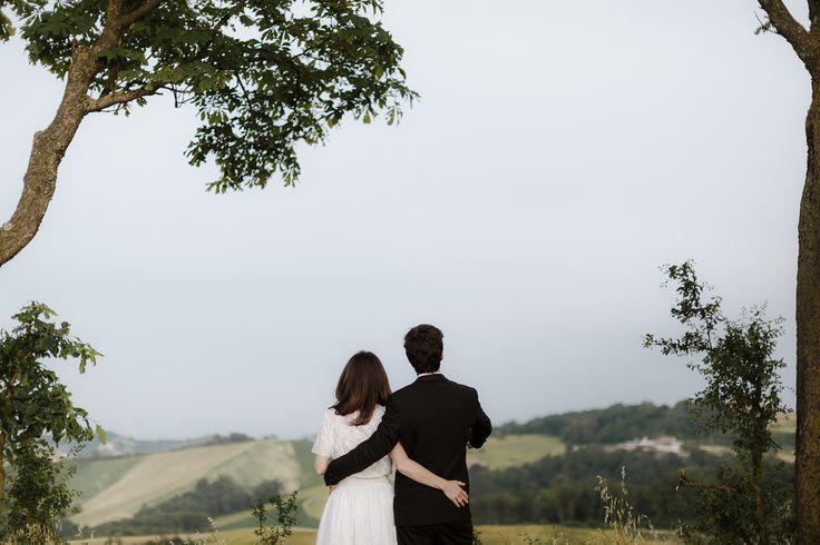 Intimate wedding in Tabiano Castello by Monica Leggio #wedding #weddingday #weddinginitaly #weddingphotography #weddingphotographer #italy #tabianocastello #monicaleggio