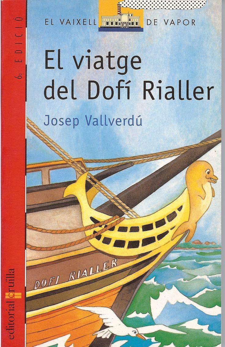 El viatge del Dofí Rialler - Josep Vallverdú