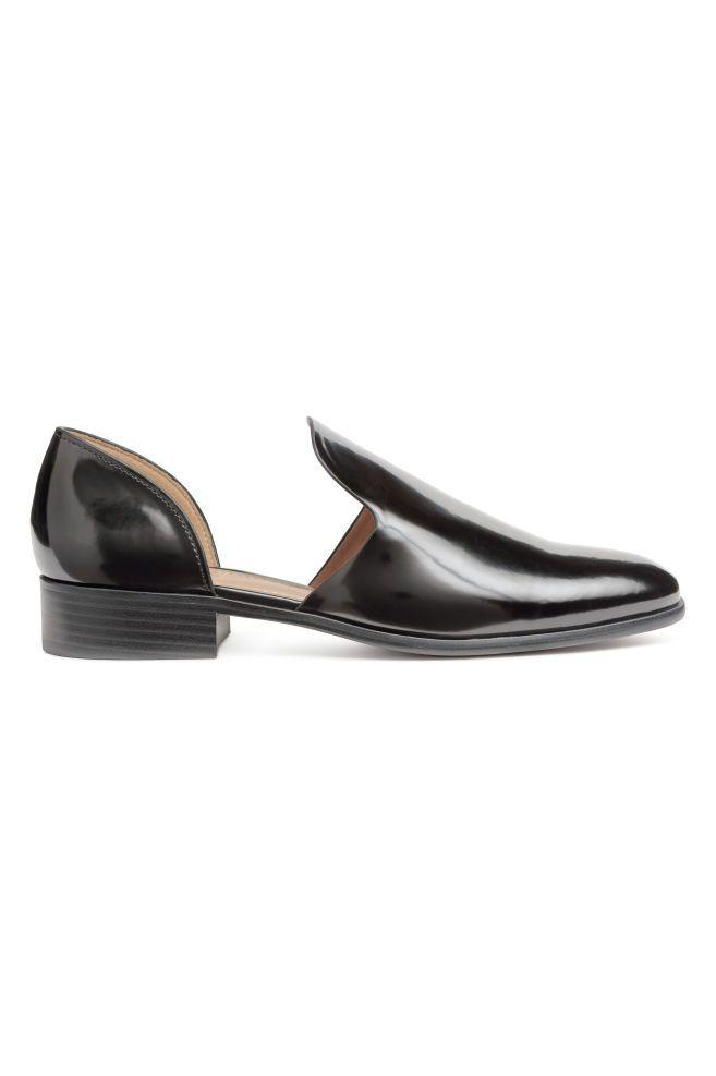 nouveau style 456ac b9f8a Mocassins | chaussures plates | Mocassin noir, Mocassin et ...