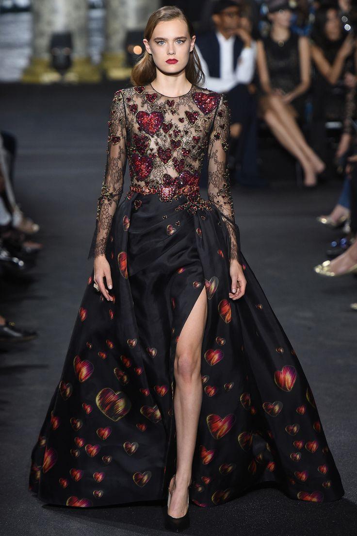Défilé Elie Saab Haute Couture automne-hiver 2016-2017 36