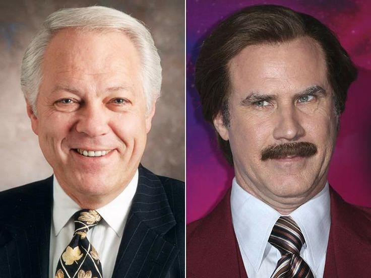 Will Ferrell talks Ron Burgundy inspiration: Former Detroit anchorman Mort Crim