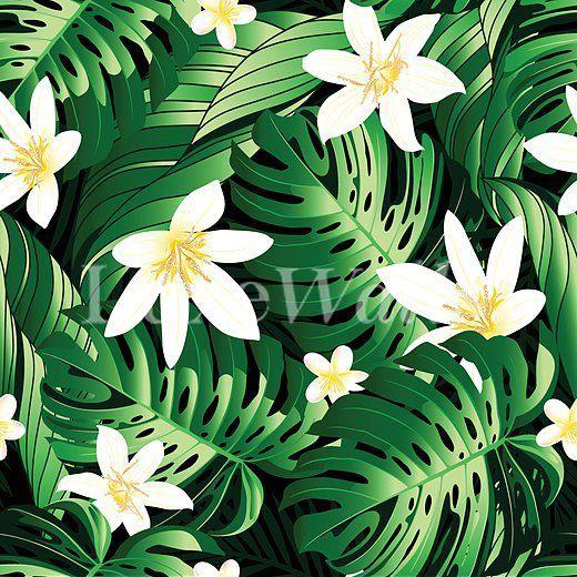 Botanical Wallpaper Luxe Walls