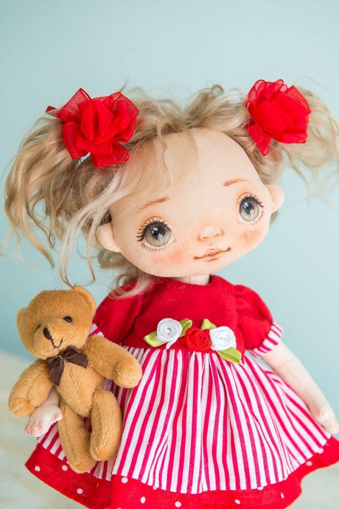Ručne šité bábiky, ktoré vás prenesú do ich rozprávkového sveta!   Alla