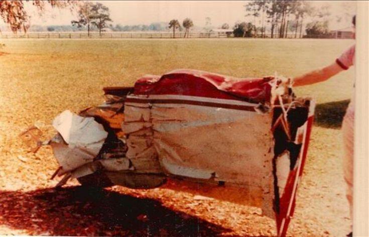 Crash Plane Randy Rhoads