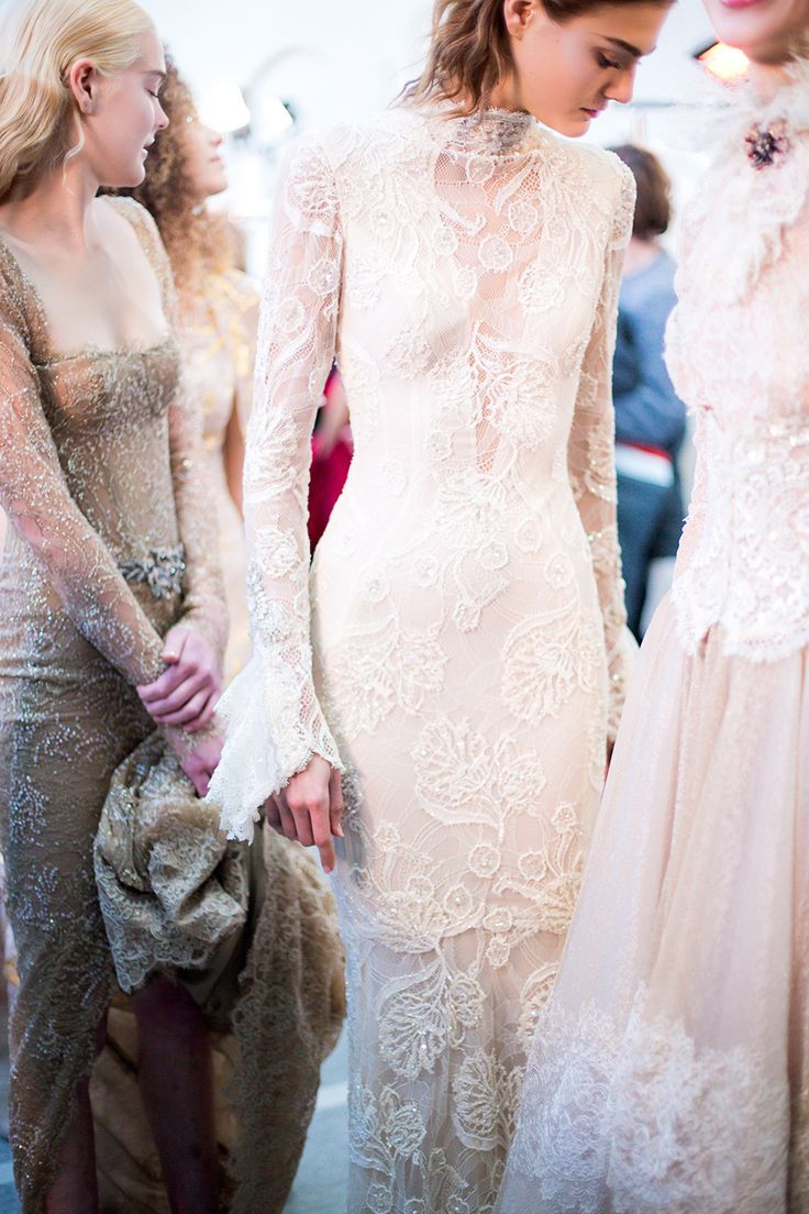 TWS was invited to attend Galia Lahav's Paris couture debut but as we were unable to make it, we spoke to Paris-based photographer Audrey of Le Secret D'Audrey to photograph the show for us instead.