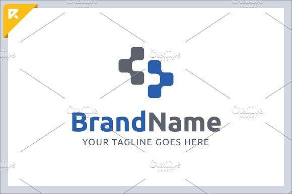 Digital Media Logo Template by Riopurba Collection on @creativemarket
