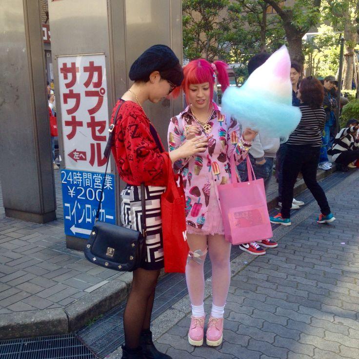 Fairyfloss fashion