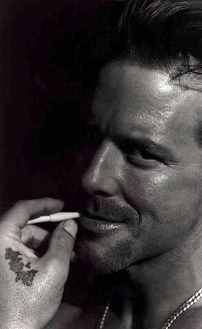 Mickey Rourke in his day