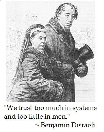Disraeli on politics