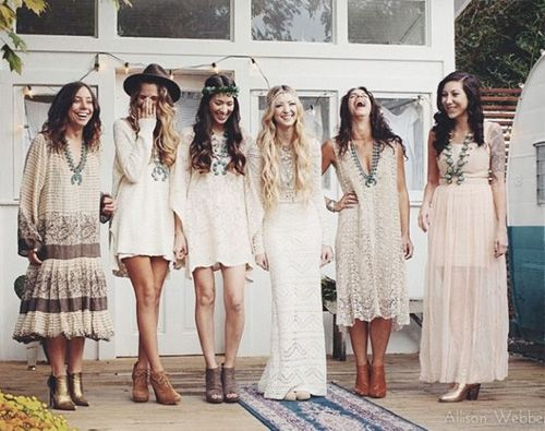 Let's Get Hitched // Wedding Inspiration - Bicyclette Boutique