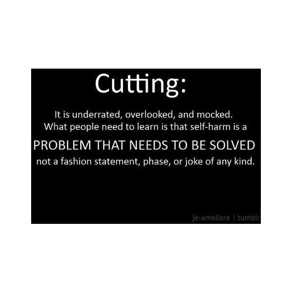 Sad Quotes About Cutting: 79 Best Images About