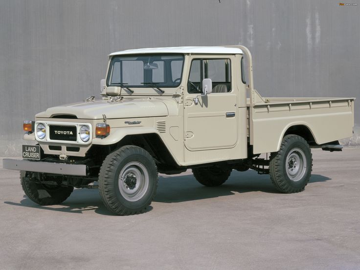 Image result for toyota land cruiser pick up