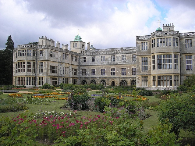 Audley End House; Essex, England