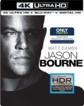 Jason Bourne: SteelBook [Includes Digital Copy] [4K Ultra HD Blu-ray/Blu-ray] [Only @ Best Buy] [2016]   @giftryapp