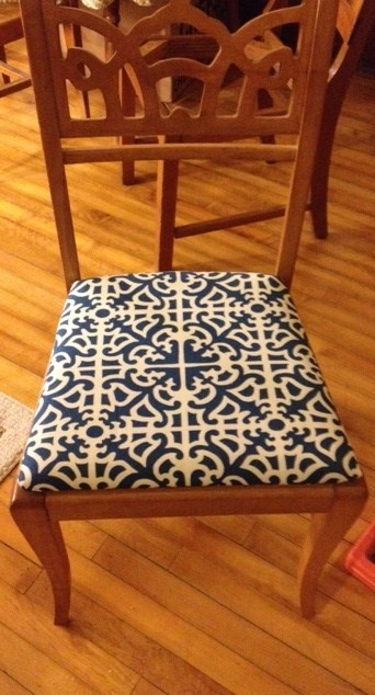 Best 25 Recover Chairs Ideas On Pinterest Reupholster